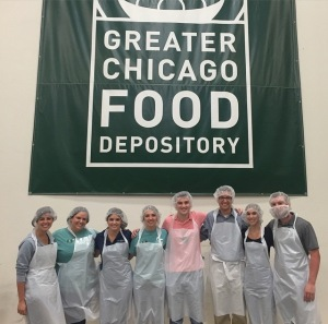 Chicago Food Depository 2015